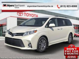 New 2020 Toyota Sienna XLE 7-Passenger  - Sunroof - $351 B/W for sale in Ottawa, ON
