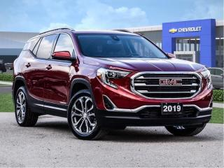 Used 2019 GMC Terrain SLT for sale in Markham, ON