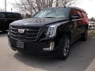 New 2020 Cadillac Escalade ESV PLATINUM for sale in Markham, ON