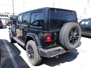 New 2020 Jeep Wrangler Unlimited Sahara Altitude for sale in Concord, ON
