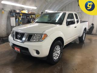 Used 2016 Nissan Frontier SV * King Cab * Auto * 16 Inch rims w/New HERCULES TERRA TRAC tires * Climate control * Cruise control * Traction control * NissanConnect 1CD/AM/FM/MP for sale in Cambridge, ON