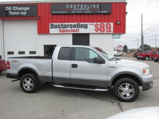 Used 2005 Ford F-150 FX4 $7,495+HST+LIC FEE / CERTIFIED / CLEAN CARFAX REPORT / SUNROOF for sale in North York, ON