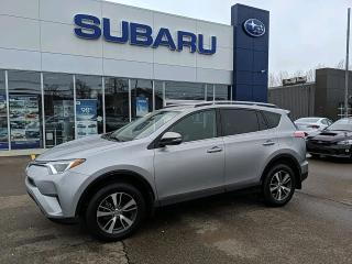 Used 2018 Toyota RAV4 LE EDITION | ALL WHEEL DRIVE | ALLOYS | BACKUP CAMERA for sale in Charlottetown, PE