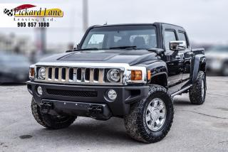 Used 2010 Hummer H3T Alpha CERTIFIED!!H3T for sale in Bolton, ON