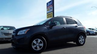 Used 2013 Chevrolet Trax 1LT for sale in Brandon, MB