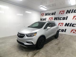 Used 2017 Buick Encore UNKNOWN for sale in La Sarre, QC