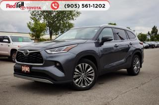 New 2020 Toyota Highlander Limited Platinum Package! for sale in Hamilton, ON