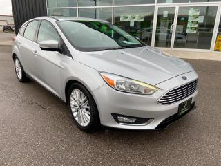 Used 2018 Ford Focus Titanium Hatch for sale in Ingersoll, ON
