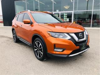 Used 2018 Nissan Rogue AWD SL for sale in Ingersoll, ON