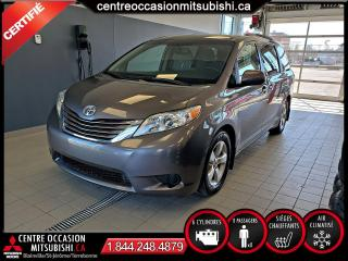 Used 2015 Toyota Sienna LE V6 8 PASSAGER LIQUIDATION MAJEURE for sale in Blainville, QC