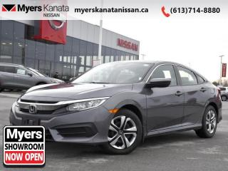 Used 2018 Honda Civic Sedan LX  - $112 B/W for sale in Kanata, ON