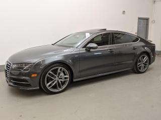 Used 2018 Audi A7 Sportback S-LINE/NAV/PUSH START/BACK-UP CAM/LOADED! for sale in Toronto, ON