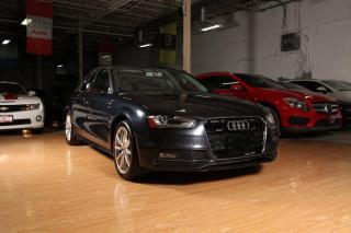 Used 2015 Audi A4 4dr Sdn Auto Progressiv plus quattro for sale in Toronto, ON