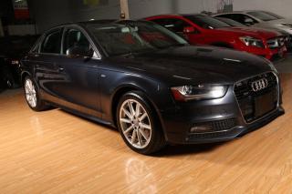 Used 2015 Audi A4 4dr Sdn Auto Technik quattro *Ltd Avail* for sale in Toronto, ON