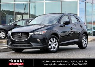 Used 2016 Mazda CX-3 GX DEAL PENDING FWD 8 PNEUS BLUETOOTH CAMERA RECUL CRUISE for sale in Lachine, QC