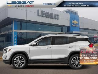 New 2020 GMC Terrain SLT  - Navigation - Sunroof - $255 B/W for sale in Etobicoke, ON