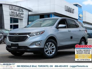 Used 2020 Chevrolet Equinox LT  - Heated Seats for sale in Etobicoke, ON