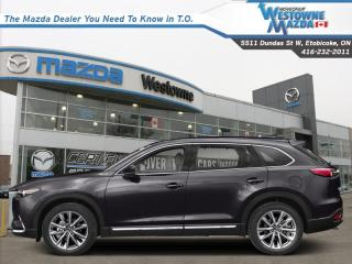 New 2020 Mazda CX-9 Signature  -  Navigation -  Cooled Seats for sale in Toronto, ON
