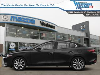 New 2020 Mazda MAZDA3 GT  - Sunroof for sale in Toronto, ON