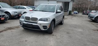 Used 2011 BMW X5 X drive, 3.5 d for sale in Scarborough, ON