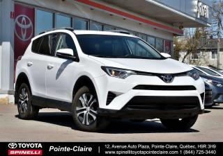 Used 2016 Toyota RAV4 LE AWD UPGRADE CAMÉRA DE RECUL for sale in Pointe-Claire, QC