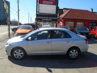 Used 2008 Toyota Yaris LOW KM / NO ACCIDENT / MINT / CERTIFIED / AUTO for sale in Scarborough, ON