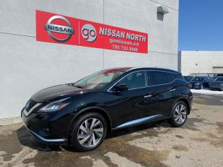 Used 2019 Nissan Murano SL 4dr AWD Sport Utility/ CERTIFIED PRE-OWNED for sale in Edmonton, AB