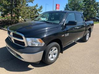 Used 2014 RAM 1500 3 MNTHS NO PYMNTS ST 4WD CREW CAB for sale in Edmonton, AB