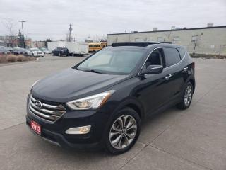 Used 2013 Hyundai Santa Fe SE for sale in Toronto, ON