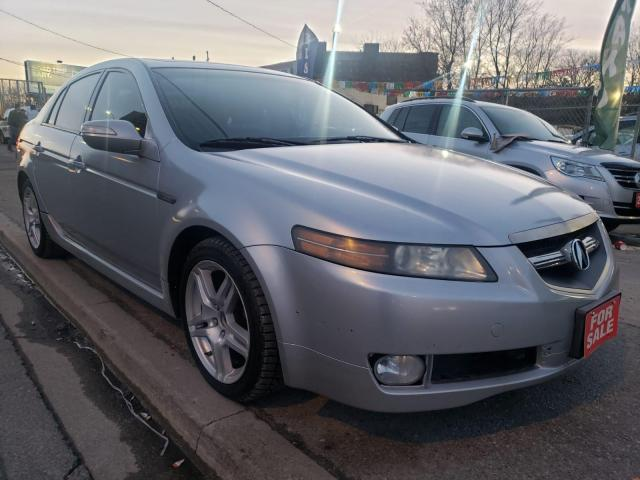 2007 Acura TL EXTRA CLEAN-SUNROOF-LEATHER-BLUETOOTH-AUX-ALLOYS