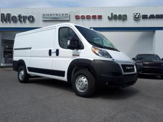 New 2020 RAM 2500 ProMaster Low Roof 136 in. WB for sale in Ottawa, ON