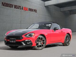 Used 2019 Fiat 124 Spider Abarth Convertible for sale in Mississauga, ON