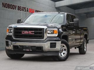 Used 2015 GMC Sierra 1500 4WD Crew Cab 143.5 for sale in Mississauga, ON