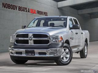 Used 2017 RAM 1500 *New Tires*Brakes*Cam*Hitch* for sale in Mississauga, ON