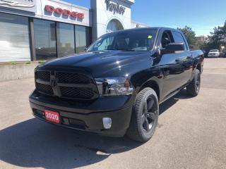 New 2020 RAM 1500 Classic SLT Crew 4x4 V8 Blackout for sale in Hamilton, ON