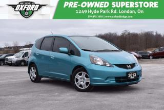 Used 2013 Honda Fit LX - Well Maintained, Winter Tires for sale in London, ON