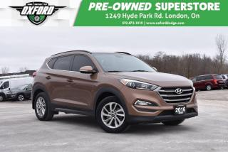Used 2016 Hyundai Tucson Luxury - Well Maintained, Well Equipped for sale in London, ON