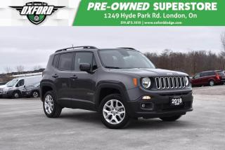 Used 2018 Jeep Renegade North - Super Low Kms, Like New for sale in London, ON