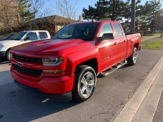 Used 2016 Chevrolet Silverado 1500 4WD DOUBLE CAB 143.5