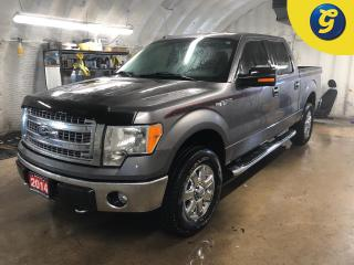 Used 2014 Ford F-150 XTR * SuperCrew * 4WD * V8 5.0L * 6 Passenger * Tow hooks * Side steps * Tow hitch w/ 6 pin connect * Tow/Haul assist * Ford Bed liner * Lockable tail for sale in Cambridge, ON