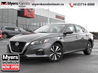 Used 2020 Nissan Altima 2.5 SV AWD  - Certified - ProPilot for sale in Kanata, ON