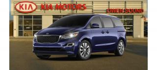 New 2020 Kia Sedona LX for sale in Owen Sound, ON