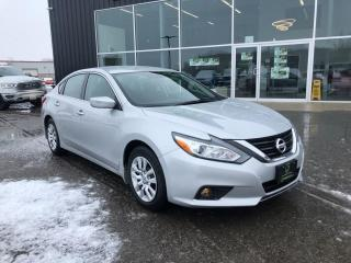 Used 2017 Nissan Altima 4dr Sdn I4 CVT 2.5 for sale in Ingersoll, ON