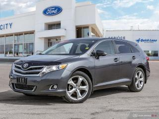 Used 2015 Toyota Venza XLE for sale in Winnipeg, MB