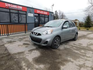 Used 2015 Nissan Micra SV for sale in St. Thomas, ON