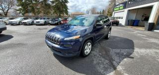 Used 2015 Jeep Cherokee Sport for sale in Cornwall, ON