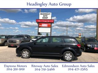 Used 2010 Dodge Journey SE for sale in Headingley, MB
