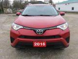 Photo of Red 2016 Toyota RAV4