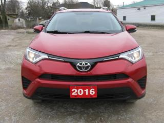 Used 2016 Toyota RAV4 CLOTH for sale in Ailsa Craig, ON