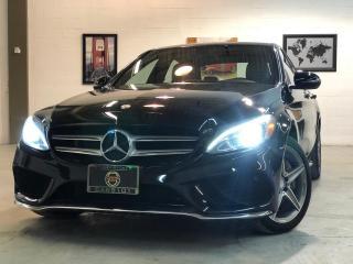 Used 2016 Mercedes-Benz C300 *** SOLD * SOLD *** AMG   Prem Pkg   Blind Spot for sale in Pickering, ON